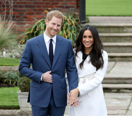 Prince Harry & Megan Markle