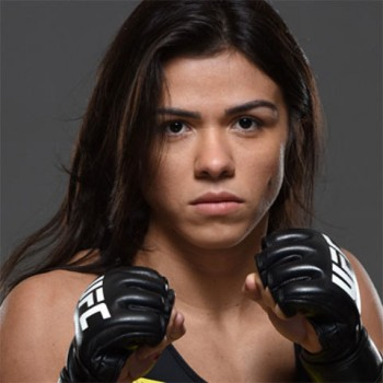 Claudia Gadelha's net worth