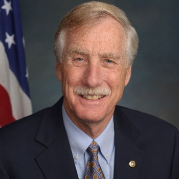 Angus King's Net Worth, Wiki,Foreign Relation, National Security,Personal Life
