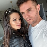 English Reality Star Gaz Beadle Engaged To his Girlfriend Emma McVey a British Model