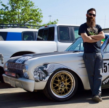 January 29 2018 Gas Monkey Mechanic Aaron Kaufman Returns To Discovery Channel With New Series Shifting Gears