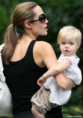 Transgender Rumurs about Angelina Jolie's Daughter Shiloh